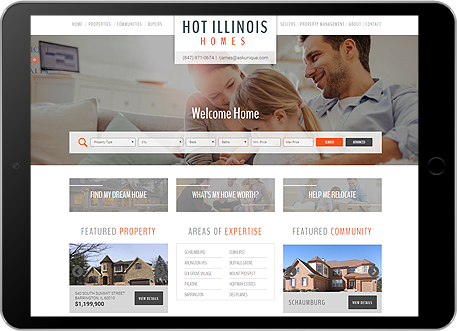 Hot Illinois Homes