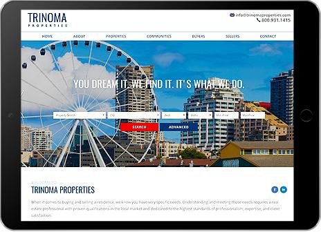 Trinoma Properties