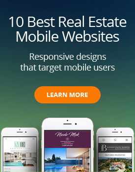 10 Best Real Estate Mobile Websites - Agent Image