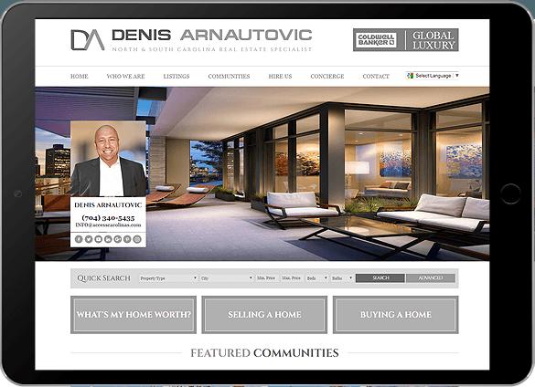 Denis Arnautovic - Agent Image