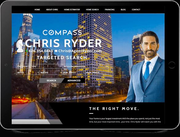 Chris Ryder - Agent Image