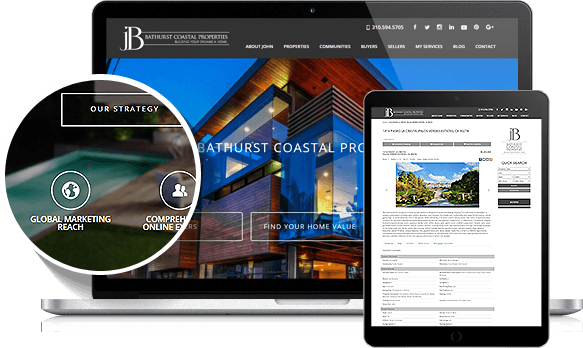 Bathurst Coastal Properties - AgentImage Best IDX Websites
