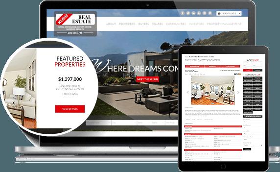 Best IDX Real Estate Websites Agent Image - Fresh commercial real estate listing presentation design