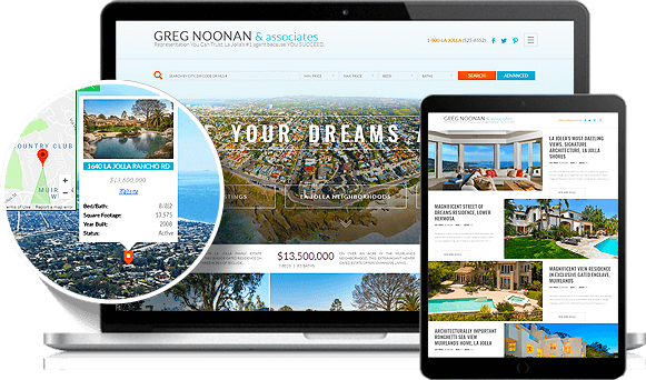 Greg Noonan IDX Website