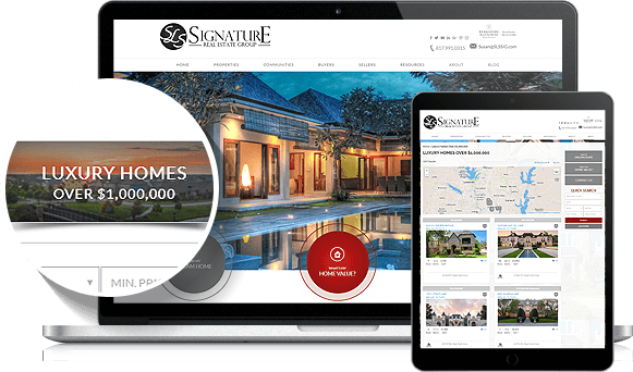 SLS Signature Real Estate Group IDX Website