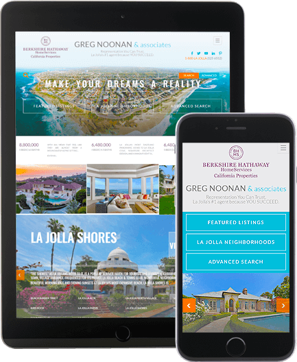Greg Noonan - AgentImage Best Mobile Real Estate Websites