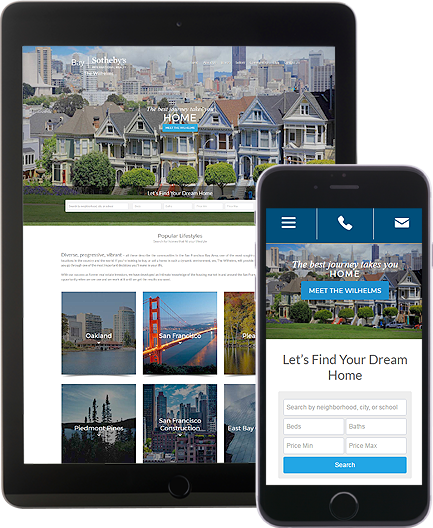 The Wilhelms - AgentImage Best Mobile Real Estate Websites