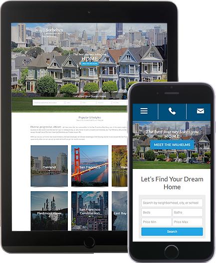 The Wilhelms - AgentImage Best Mobile Real Estate Websites