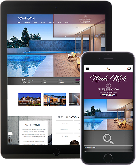 Nicole Muk - AgentImage Best Mobile Real Estate Websites
