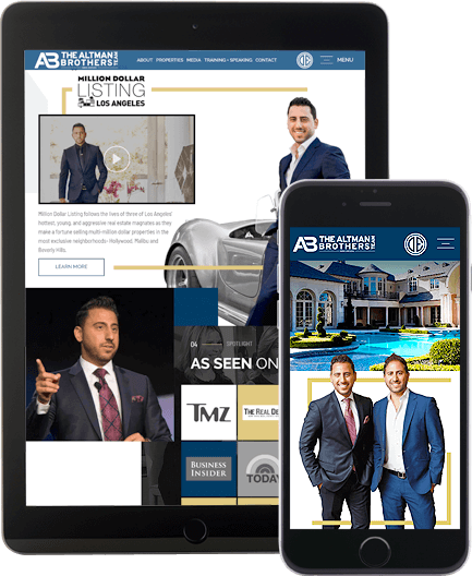 The Altman Brothers - AgentImage Best Mobile Real Estate Websites