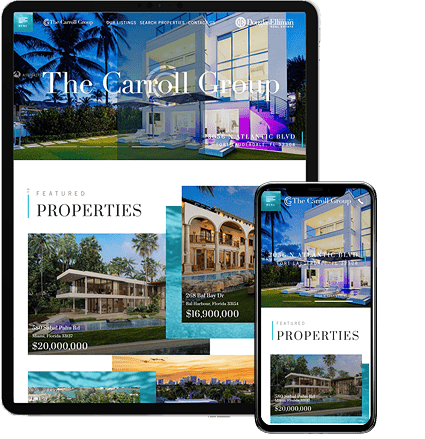 Chad Carroll - AgentImage Best Mobile Real Estate Websites