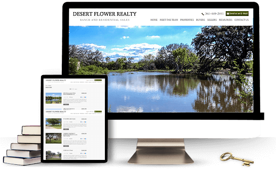 Desert Flower Realty - AgentImage Best Real Estate Marketing Website
