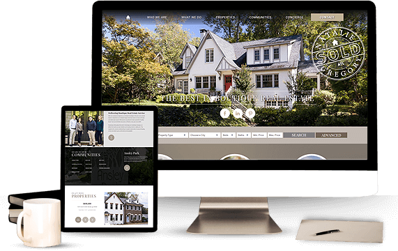 Natalie Gregory - AgentImage Best Real Estate Marketing Website