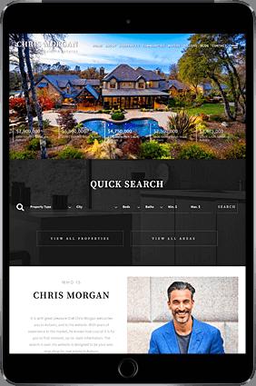 AgentPro Real Estate Websites