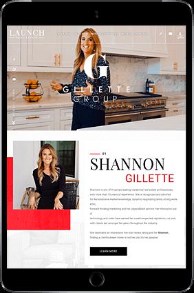 Semi-Custom Real Estate Websites