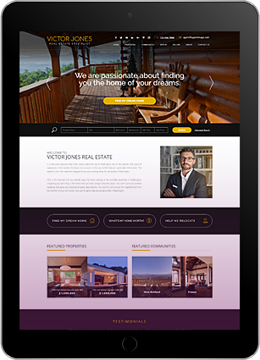 AgentPro Real Estate Websites