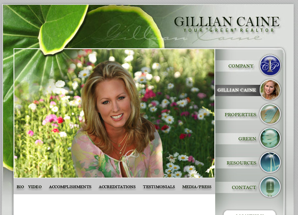 Video Testimonial by Gillian Caine