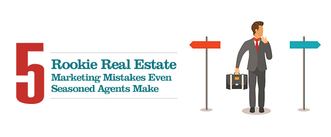 Image for 5 Real Estate Marketing No-no's Even Seasoned Agents Make