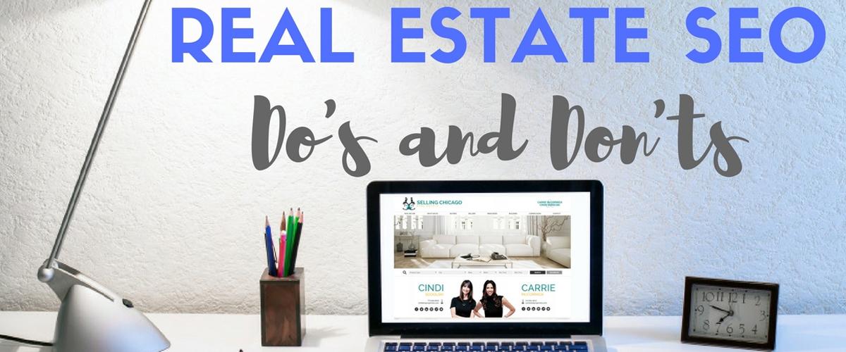 Real Estate SEO Dos and Don'ts
