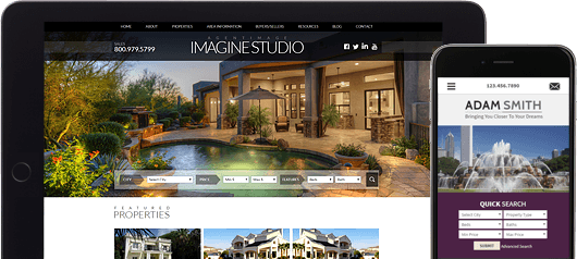 Compare Real Estate Website Packages