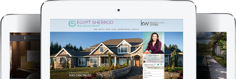 30 beautiful real estate website samples