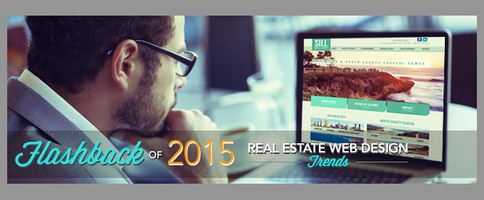 Image for Flashback of 2015 Real Estate Web Design Trends