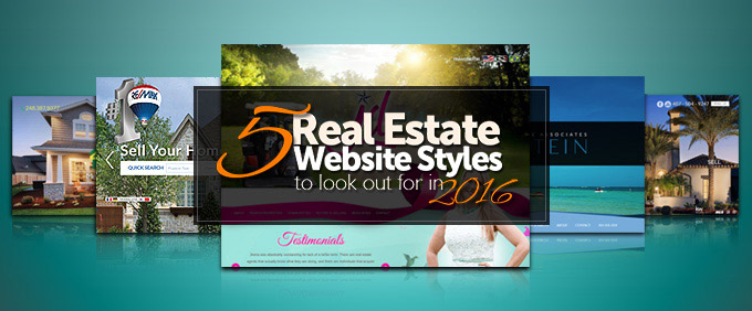 Image for 5 Real Estate Website Styles to Look Out for in 2016