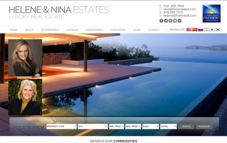 Helene & Nina Estates