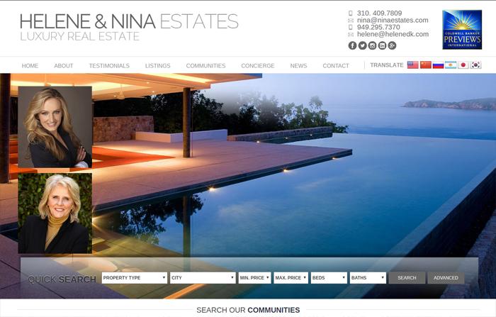 Helene & Nina Estates