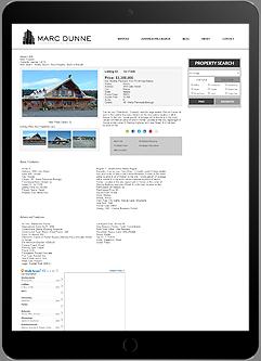 IDX Broker Original Semi-Custom Details Page