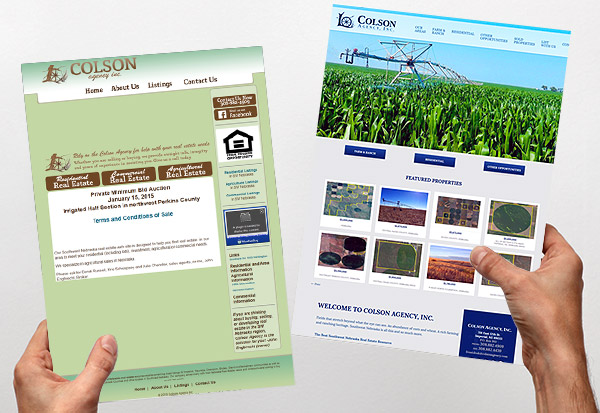 Colson Agency.com