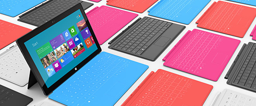 Image for Microsoft's Surface: Is This the iPad Killer?