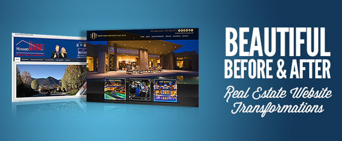Image for 6 Incredible Real Estate Website Before & After Transformations