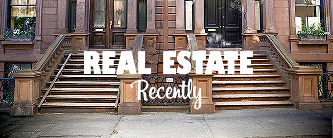 Image for Real Estate Recently