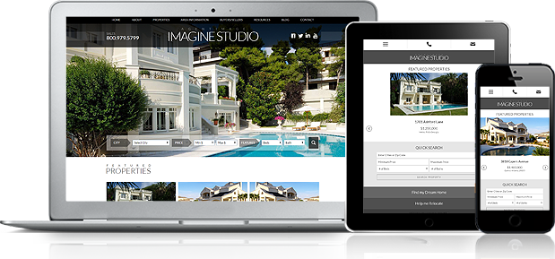 Mobile Marketing for Agent Image Website's