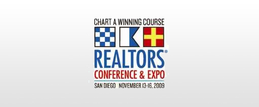 Image for Agent Image is pleased to offer you FREE registration to the 2009 National Association of REALTORS