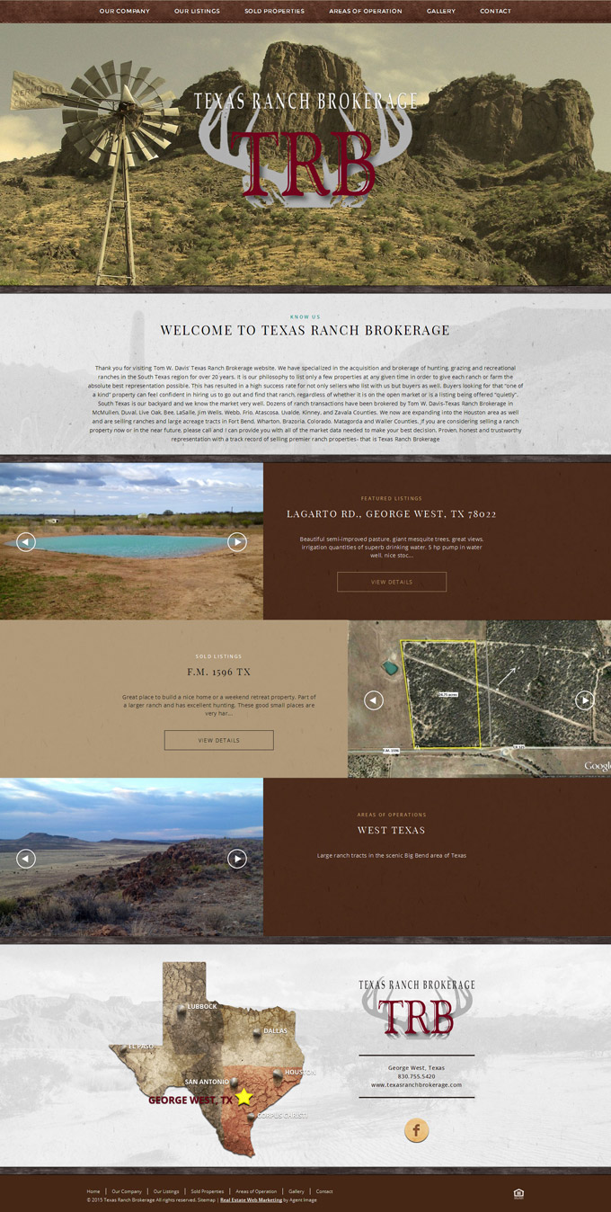 Texas Ranch Brokerage