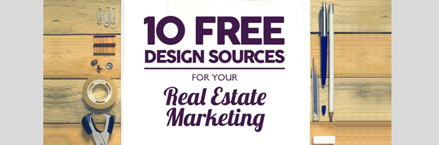 10 Free Design Sources for Your Real Estate Marketing]