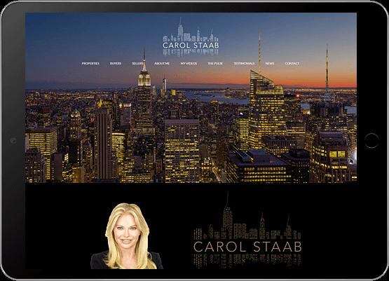 Carol Staab – Manhattan, NY