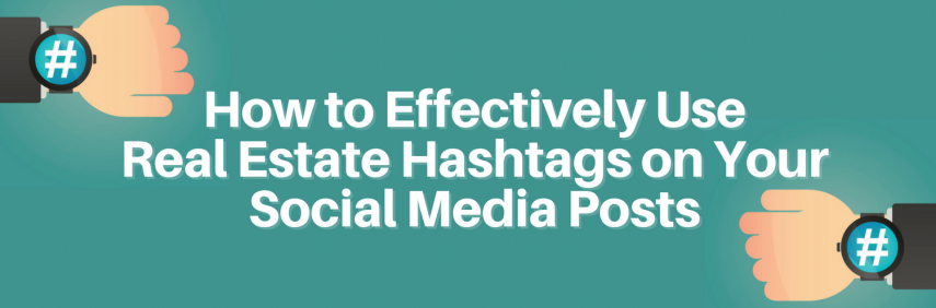 How to effectively use hashtags on your social media posts