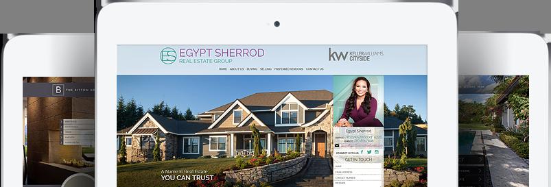Best Real Estate Websites for Agents and Brokers - Realtor Web Design