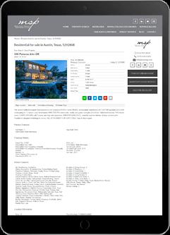 IDX Broker Platinum AgentPro - Details Page