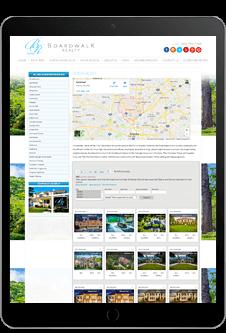 IDX Broker Platinum Semi-Custom - Listings Page
