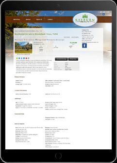IDX Broker Semi-Custom - Details Page