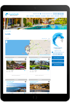 iHomefinder Agent Pro - Listings Page