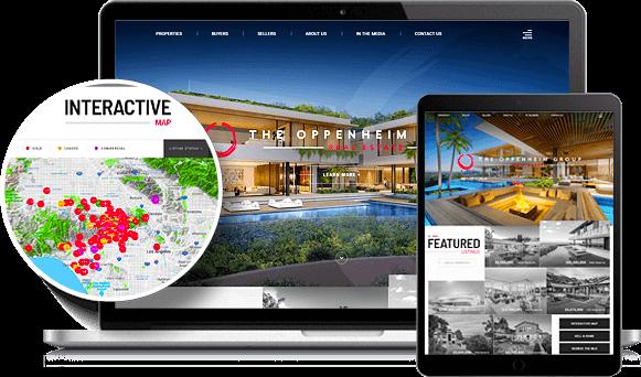 The Oppenheim Group IDX Website