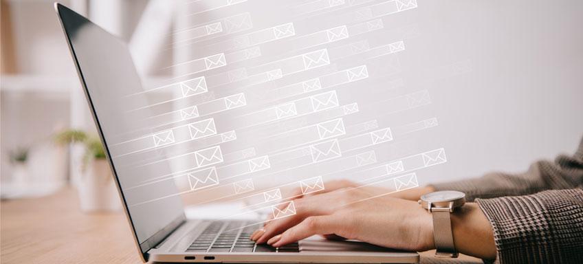 Send those emails