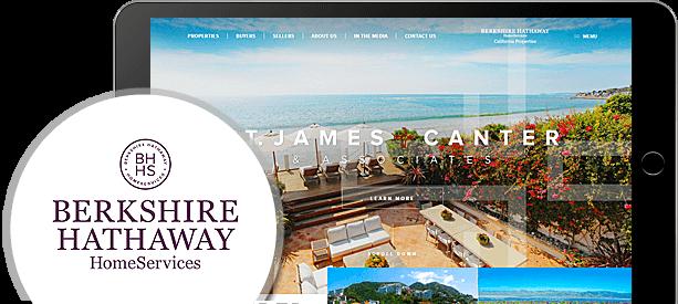 Berkshire Hathaway Brokerage Websites