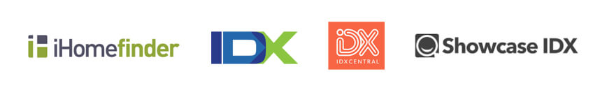 The most common IDX integration services include