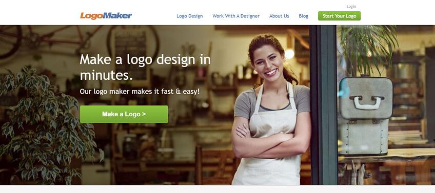 LogoMaker graphic design tool
